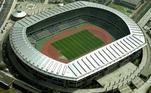 O Estádio Internacional de Yokohama foi o palco do último título mundial da seleção brasileira masculina, em 2002. O local também abrigou títulos mundiais de Inter, São Paulo e Corinthians