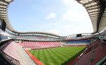 O Ibaraki Kashima Stadium é a casa do prestigioso Kashima Antlers. Com capacidade para 40 mil pessoas, foi palco de jogos da Copa do Mundo de 2002 e será sede nos Jogos Olímpicos também