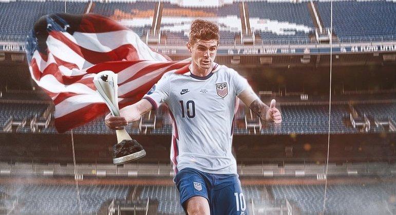 Estados Unidos, entre os cinco privilegiados da Concacaf