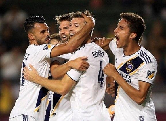 Estados Unidos - Los Angeles Galaxy - 5 títulos