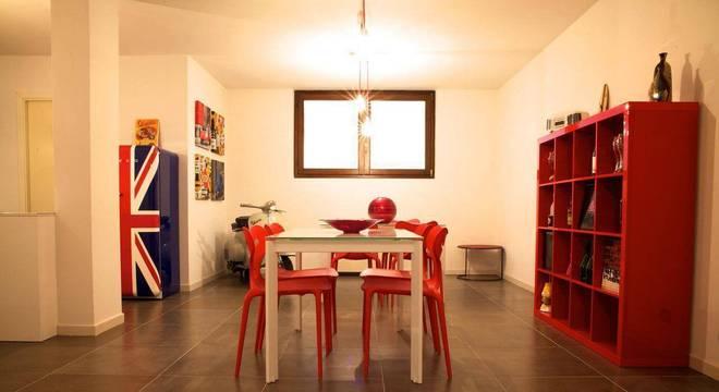 estante colorida baixa sala de jantar gabriele barotto