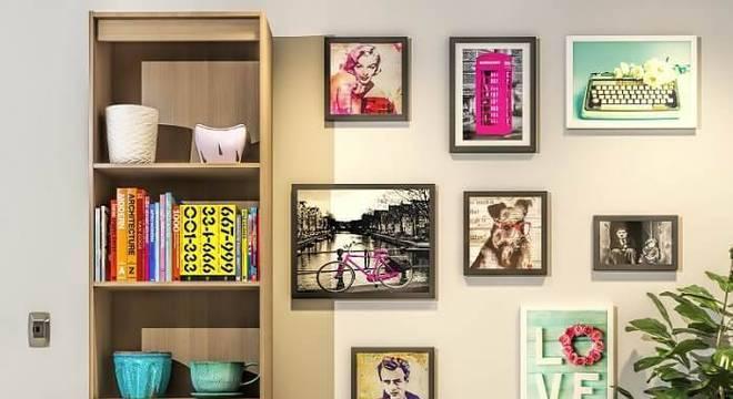 estante multiuso madeira galeria de arte leroy