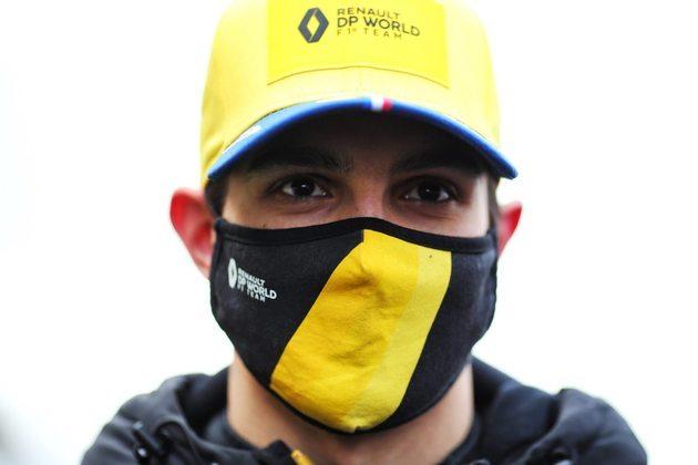 Esteban Ocon completou apenas em 11º.