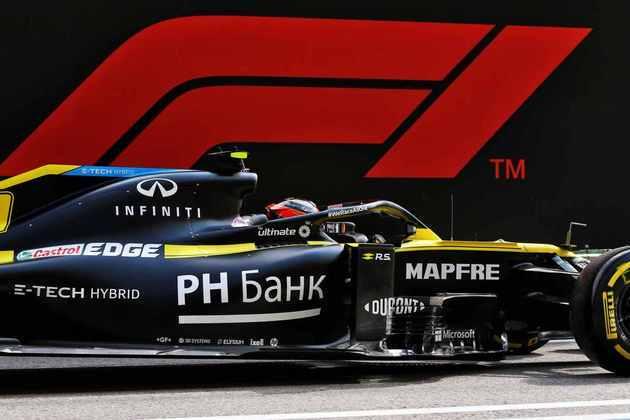 Esteban Ocon mostrou bom desempenho e conseguiu o sétimo melhor tempo do dia