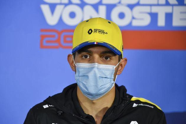 Esteban Ocon segue com a Renault e conta com Fernando Alonso como companheiro