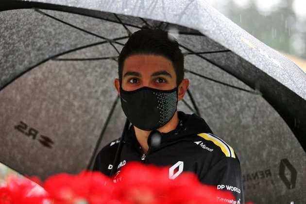 Esteban Ocon volta à Fórmula 1 nesta temporada