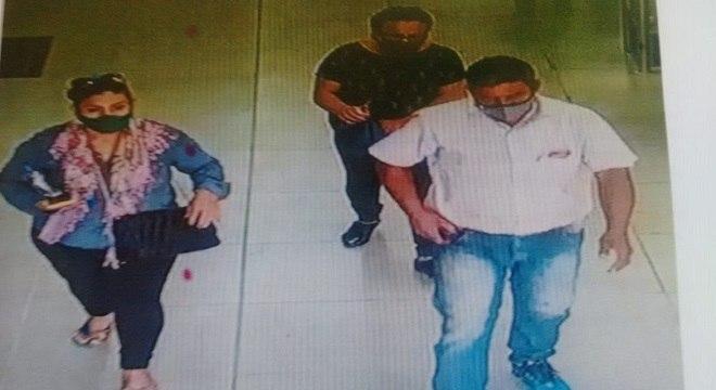 Suspeitos fizeram transferência de R$ 29 mil