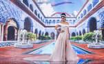 """""""A 'Disney Princess Wedding Collection by Lucas Anderi' é uma coleção encantadora e mágica de vestidos, inspirados no estilo e no espírito das princesas da Disney e suas histórias, transformando sonhos em realidade para as noivas de hoje em dia"""", diz Lucas Anderi"""