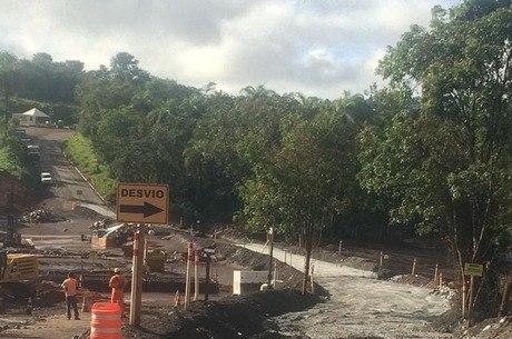 Ponte vai ligar Centro à zona rural de Brumadinho