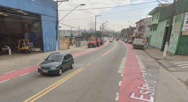 Vítimas foram atropeladas na Estrada do Pedroso, em Santo André