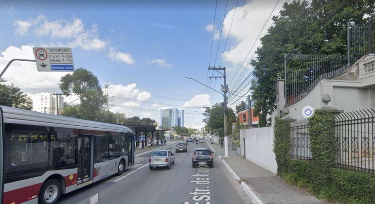 Uma pessoa foi baleada após tentativa de assalto na zona sul de São Paulo