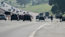 SP: cerca de 4,5 milhões de veículos devem deixar a capital no feriado