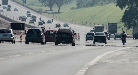 Estradas devem ter congestionamento nesta quarta