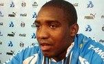 O colombiano Perea foi outro gringo que não deixou saudades ao Grêmio. Lidando com lesões e limitações técnicas, não contribuiu para o clube ir bem na Libertadores de 2009