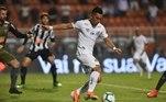 O atacante Uribe chegou ao Santos com moral, em 2019. No entanto, o colombiano não correspondeu e não marcou nenhum gol em 16 jogos. Hoje sem espaço no elenco, ele negocia uma saída do clube, o que poderá ocorrer logo