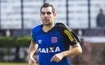 Apesar do seu bom desempenho no Botafogo e da raça elogiada no Corinthians, Herrera não deixou saudades na torcida do Vasco, onde ficou marcado por perder um gol sem goleiro em São januário