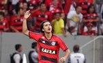 Vindo para a Gávea sob forte expectativa em 2013, o boliviano Marcelo Moreno pouco rendeu e não fez sombra a Hernane. Sua atuação foi inferior às no Cruzeiro e Grêmio
