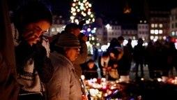 Morre a quinta vítima do atentado contra mercado de Natal na França ()