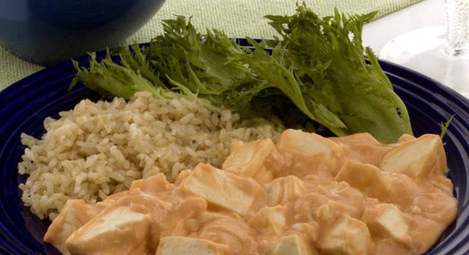 Estrogonofe de tofu