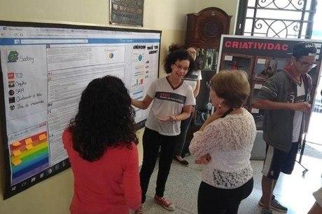 Estudantes de escolas técnicas promovem atividades