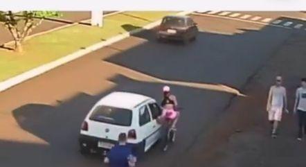 Estudante de direito é assediada enquanto andava de bicicleta