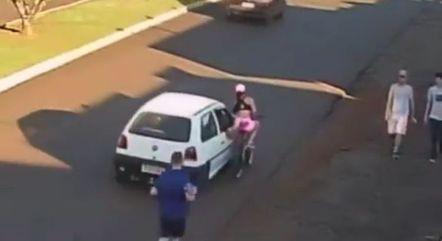 Estudante de direito é assediada enquanto pedala