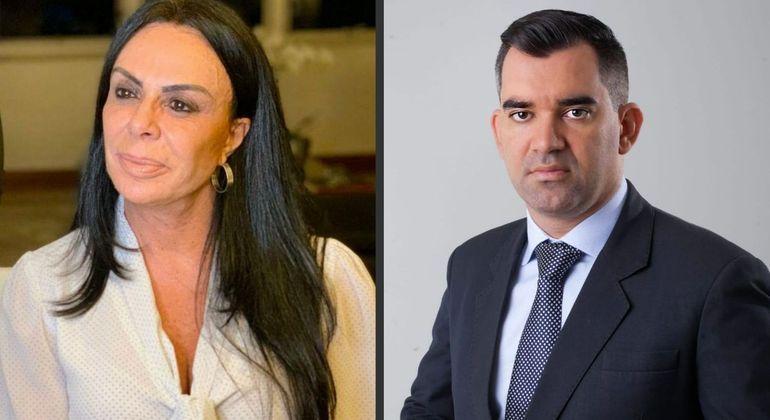 Ivana David e Higor Jorge estarão no Estúdio News