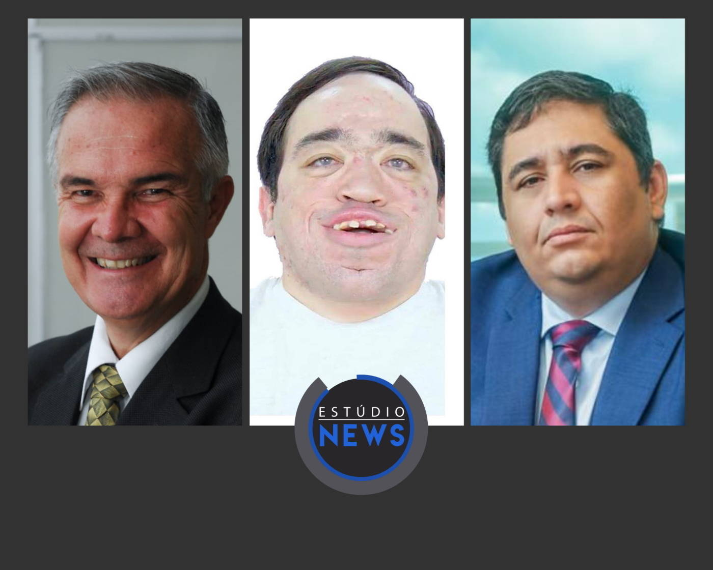 Acary Bulle, Dudu Próspero e Alexandre Barbosa Costa