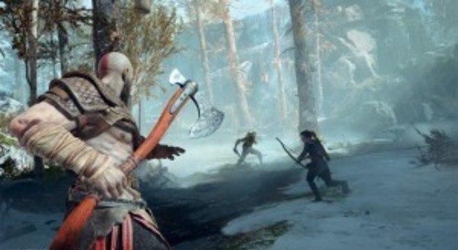 Estúdio Sony Santa Monica, de God of War, está desenvolvendo jogo não revelado