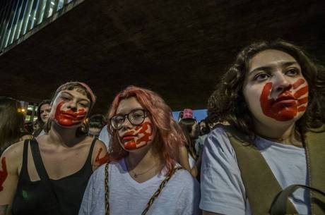2017 teve 60 mil registros de estupros no país, diz FBSP