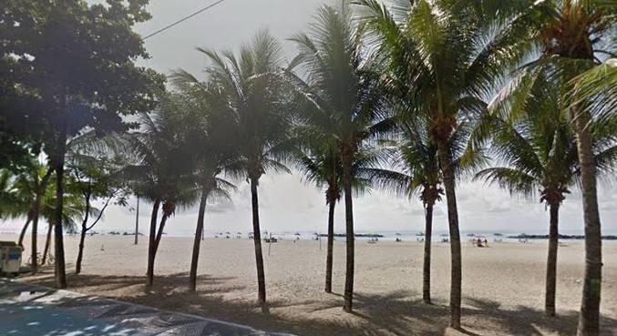 Caso ocorreu na praia de Candeias, em  Jaboatão dos Guararapes