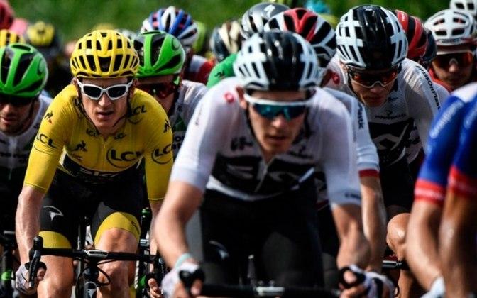 Etapas do calendário de ciclismo também foram canceladas, como algumas da Copa do Mundo de BMX na Croácia e na Escócia.