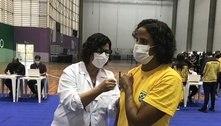 Em dose dupla: Etiene Medeiros comemora vaga olímpica e vacina