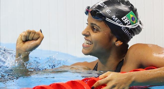 Etiene Medeiros faturou o ouro no Pan-Americano