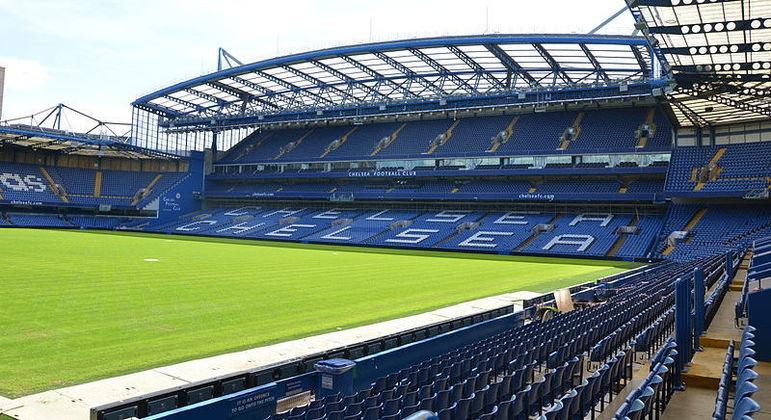 O Etihad Stadium, do Chelsea