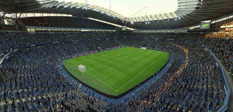 Etihad Stadium - Inlgaterra