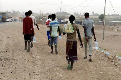 Os enfrentamentos são entre as etnias oromo e somali