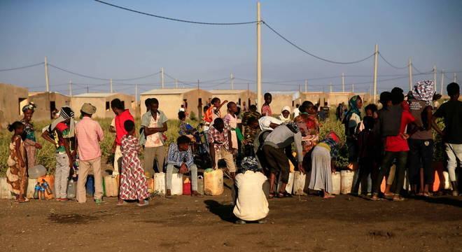 Etiópia pede que comunidade internacional não interfira em conflito no Tigré