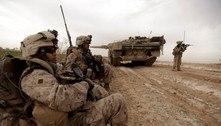 EUA iniciam última fase da retirada de soldados do Afeganistão