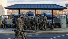 Washington mantém esquema de segurança após posse de Biden