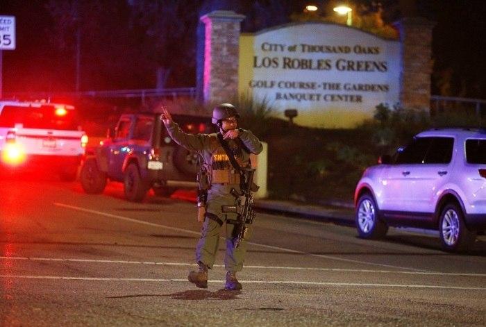 Suspeito de matar 12 em bar na Califórnia é identificado
