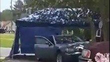Homem é morto em abordagem policialna Carolina do Norte