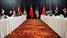 Tensão marca 1º encontro entre EUA e China na 'era Biden'