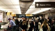 EUA podem exigir imunização para entrada de viajantes estrangeiros