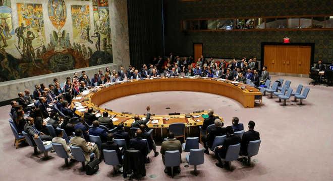 Estados Unidos, França e Reino Unido planejam ofensiva diplomática após o ataque