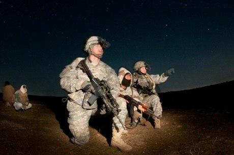 Tropas americanas serão mantidas na Síria