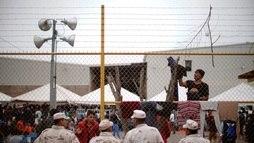 Pentágono anuncia acampamentos para 7,5 mil imigrantes nos EUA (Alexandre Meneghini/Reuters - 6.2.2019)