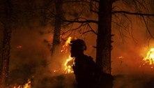 Incêndios continuam avanço pela costa oeste dos EUA