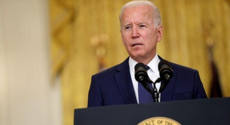 Biden e sua esposa Jill são aguardados em Nova York para participar na cerimônia de homenagem