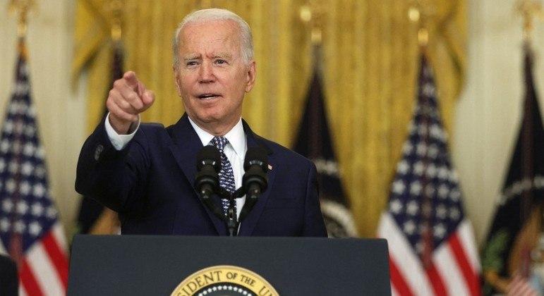 Presidente dos EUA comemorou aprovação no Senado de seu ambicioso plano
